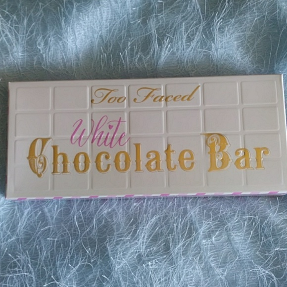 Too Faced Other - Too faced withe chocolate bar